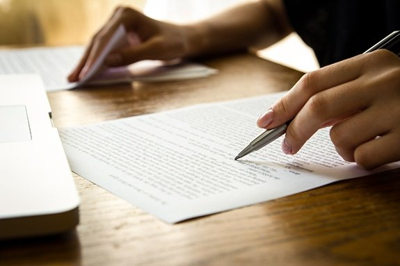 Proofreading tips from the pros