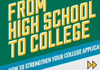 College application tips for high school sophomores and juniors