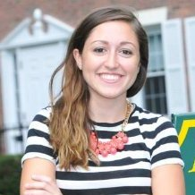Transfer student Julia Prendergast