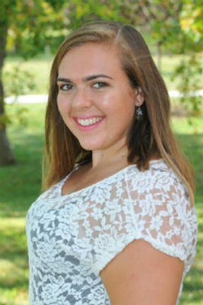 Kaitlyn Krolik, Political Science major at Siena