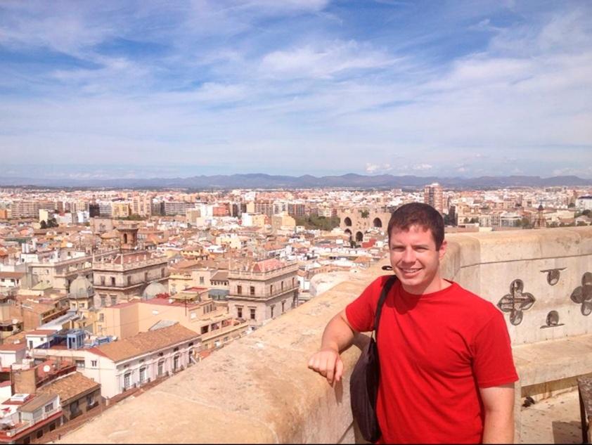 Andrew La Greca '16 Psychology Student