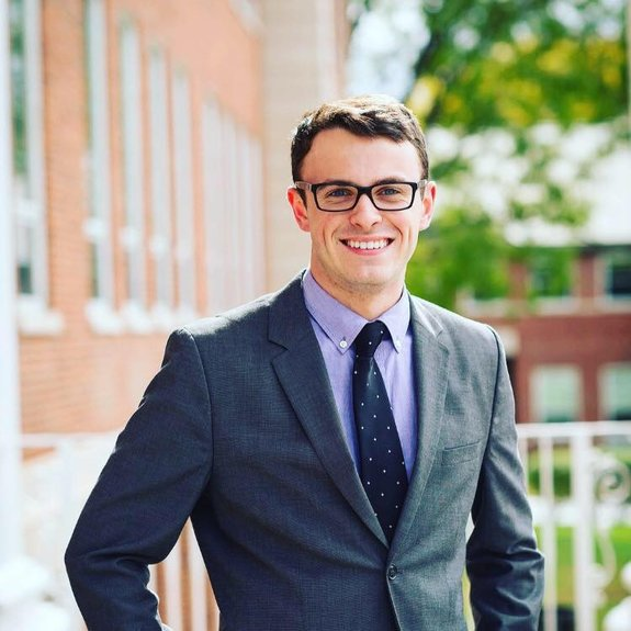 Meet Siena's summer tour guides: Ryan Kelleher