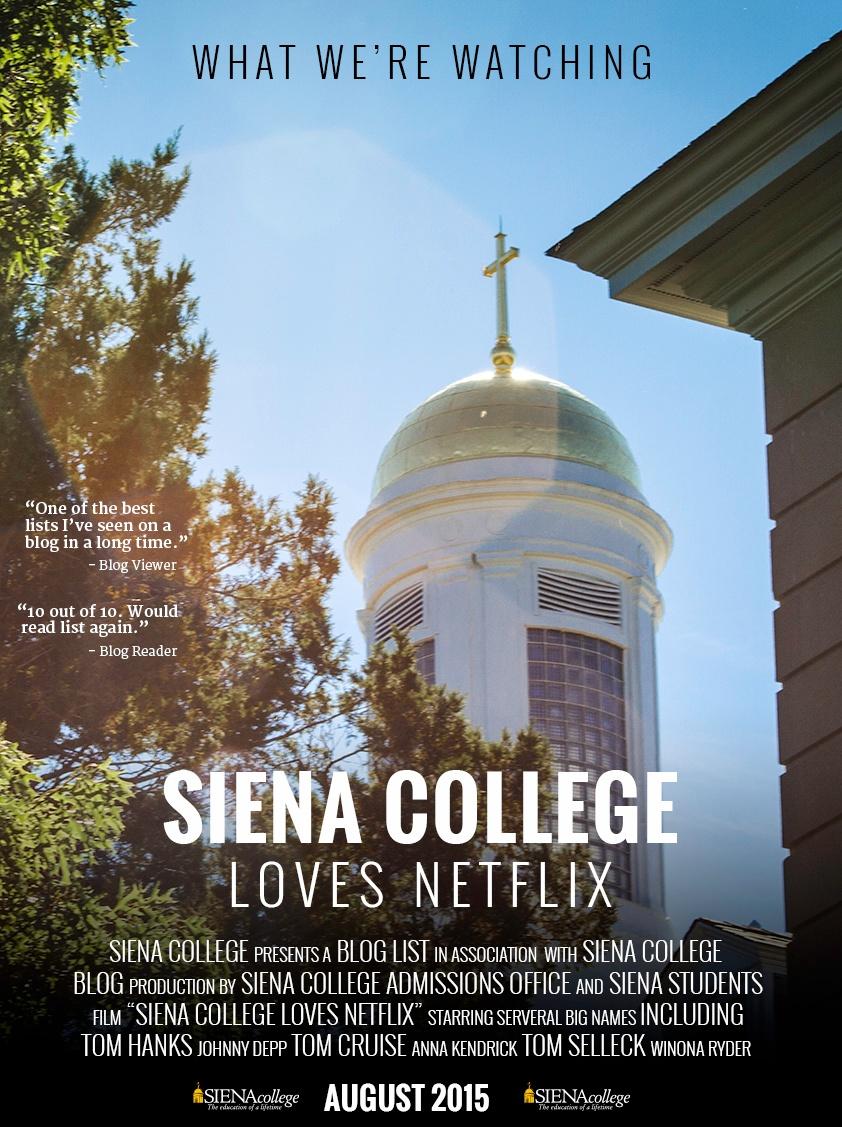 Siena Loves Netflix