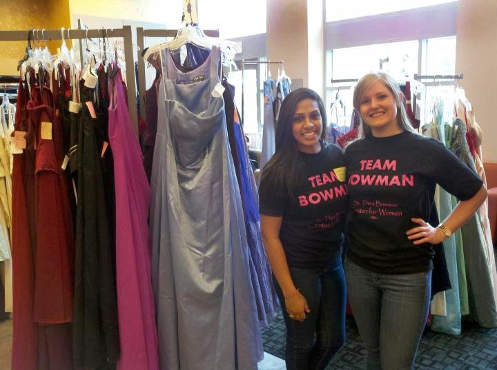 Donate your prom dress