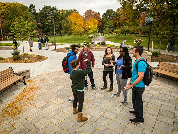 Revisit campuses as an accepted student