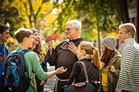 What it means to be a Franciscan college